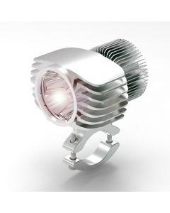 CNSUNNYLIGHT Motorrad LED Scheinwerfer Scheinwerfer 18W 2700Lm Super Bright White Moto Fog DRL Scheinwerfer Fahrscheinwerfer
