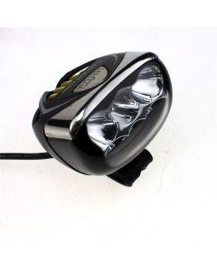 6 Led Bike Light 3000 Lumen 3 Modus Led Fahrradlichtscheinwerfer (Nur Lampenkappe)