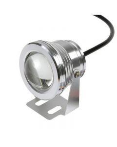 Led Unterwasserlicht Weißes Licht 10W 12V 1000Lm Wasserdichte Ip67 Füllfederbeckenlampe Beleuchtung (2 Stück)