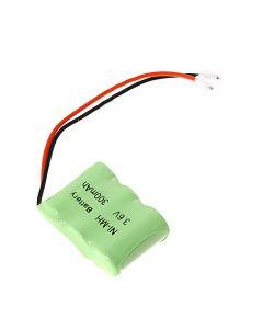 1/2 3A 300Mah 3.6V Ni-Mh-Wiederaufladbare Batterie (3-Pack)