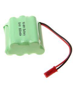 Ni-Mh 3A 8,4V 800Mah Leiterförmiger Batteriepack Mit Roten Plug-7-Pcs A Packung