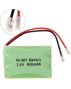 Ni-Mh Aaa 3.6V 800Mah-Akku Für Schnurlosen Telefon-3-Pcs In Einem Raw