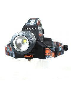 Boruit Rj-2800 Wasserdichte Cree Xm-L T6 Zoomable 1000Lm 3 Modus Fokus Led-Scheinwerferscheinwerfer Fahrradfahrrad