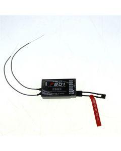 Dsmx 2.4Ghz 8 Kanäle F801-Empfänger