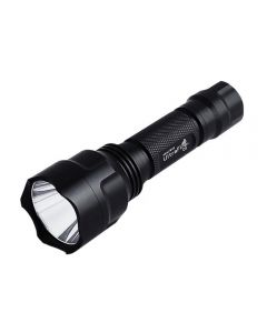 Ultrafire C8 Cree Xm-L U3 1800-Lumen 5 Modi Led-Taschenlampe (1 X 18650)