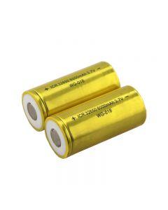 Irc 32650 6000Mah 3.7V Li-Ion-Batterie (2-Pack)