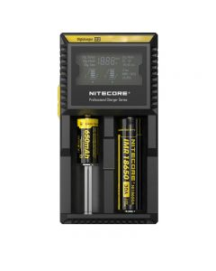 Nitecore D2 Digi Lcd-Mikrocomputer Gesteuertes Intelligentes Ladegerät (Li-Ion-, Ni-Mh- Und Ni-Cd) -Batterien)