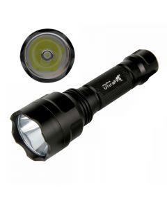 Neue Ultrafire C8 Cree Xp-L V5 3-Mode Led-Taschenlampe (1 * 18650)