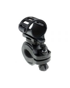 2 Stücke Verstellbarer Gürtel 360 Grad Drehbare Fahrradklemme Taschenlampe Led Fackel Light Halter Montieren Fahrrad Radfahren Griff