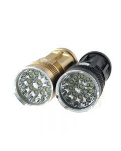 Skyay King 11T6 ?? Taschenlampen Xm-L T6 Led Flash Light Torch Camp Lamp Light (4 * 18650 Batterie)