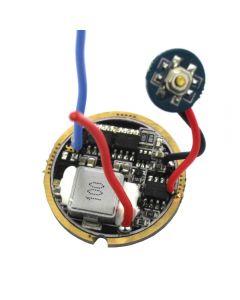 6 ~ 13V 5A 5 Modi Drei Lithium-Hochleistungs-Led-Taschenlampenplatine Für Xhp50, Mtg2, Xhp70