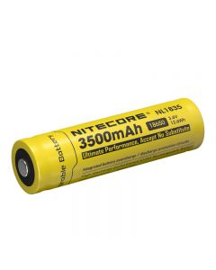 Nitecore Nl1835 3.6V 3500Mah 18650 Batteriegeschützte Li-Ionen-Batterie (1Pc)