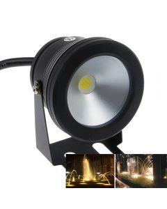 Led Unterwasserlicht 10W 12V Wasserdichte Ip67-Brunnen-Pool-Lampe -Black