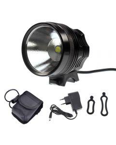 New Bike Light Cree Xhp70 Led 3500-Lumen Scheinwerfer Fahrradlichtlampe Scheinwerfer Lampe Kit