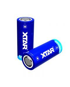 Xtar 26650 3.7V 5200Mah 18.72Wh Wiederaufladbare Li-Ion-Batterie-1-Pc