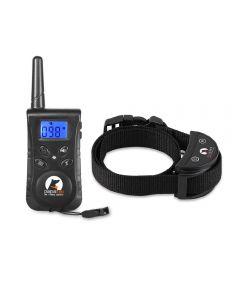 Schwarz-Wasserdichter Remote-Hundetraining-Schockkragen Paipaitek Pd520S-1