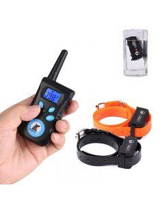 Paipaitek Hund Training Kragen Paipaitek 500M Wiederaufladbare Elektrische Anti Rinde Wasserdichte Remote Pet Training Werkzeug Energie - Pd520C-2