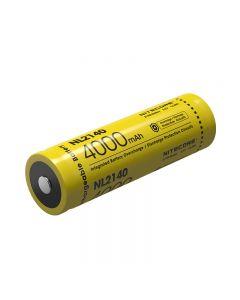 Nitecore 21700 Li-Ion-Akku Nl2140 4000Mah 3.6V / 14.4Wh Batterie