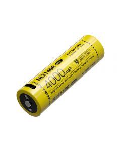 Nitecore Nl2140R 4000Mah 5A 21700 Wiederaufladbare Li-Ion-Batterie