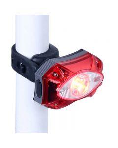 RAYPAL 3W USB wiederaufladbares Fahrradrücklicht Wasserdichtes LED-Fahrradlicht Fahrradzubehör