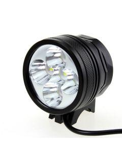 Qualität 5Xcree Xm-L2 5500-Lumen 3-Modus-Led-Front-Fahrradlicht (Nur Lampe)